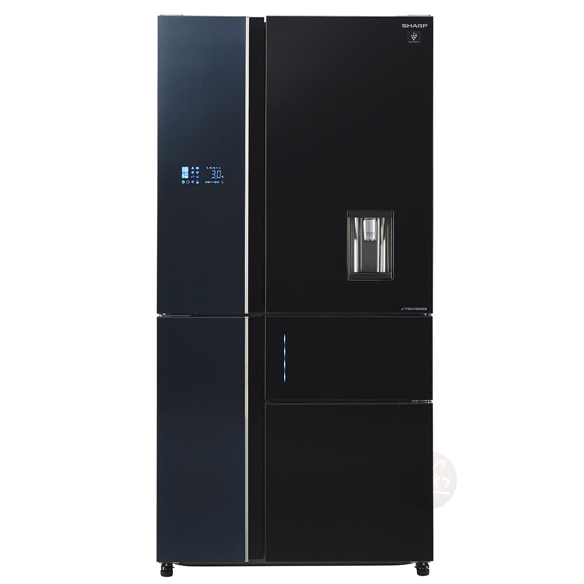 SJ-R9831 מקרר שארפ 5 דלתות